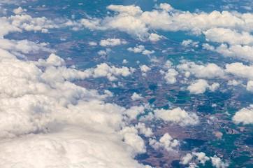 Sardinia from the sky.
