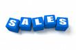 Sales Blue