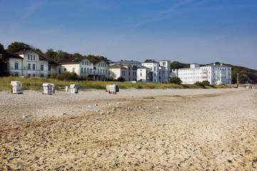 Strand in Heiligendamm