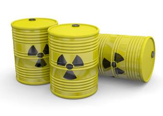 Debris Atomic Energy