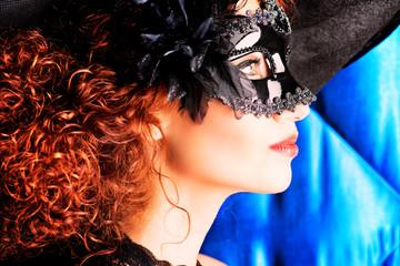 mask black
