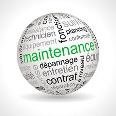 Sphère Maintenance