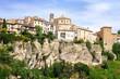 Obrazy na płótnie, fototapety, zdjęcia, fotoobrazy drukowane : The old town. Cuenca, Spain
