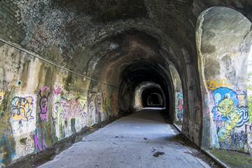 Tunnel abbandonato