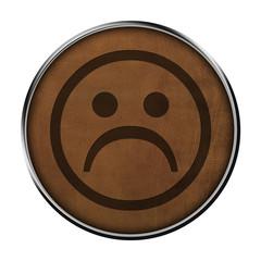 Icone cuir mauvaise qualité