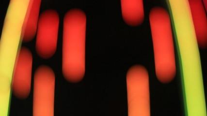 Colourful of bokeh light