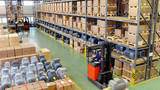 Warenlager in der Industrie // Industry Depot - 69901795
