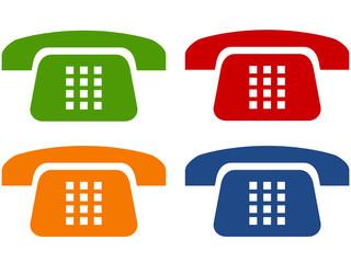 Telefon - Service rund um die Uhr