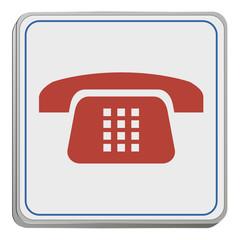 Telefon - Kontakt . Icon