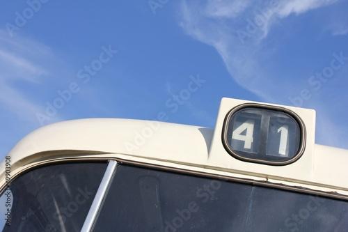 Poster Buslinie 41