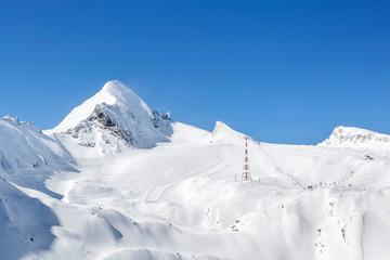 Kitzsteinhorn Glacier, Kaprun, Austria