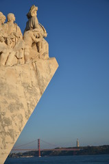 Monument to the Discoveries Belém square