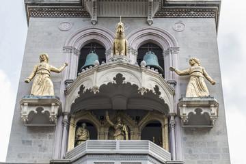 Campanile del Duomo - Messina, Sicilia