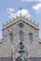 Duomo di Messina, Sicilia