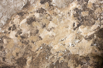 Rough black, gray, and white rock background texture