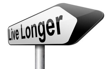 long healthy life