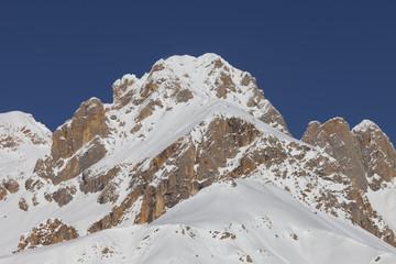 Cima Uomo in the dolomites in Italy
