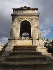 Fuente de los Inocentes en París