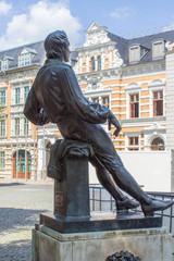 Bachdenkmal in Arnstadt