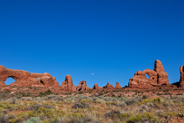 Arches National Park Moab Utah Landscape