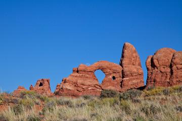 Arches National Park Landscape Moab Utah
