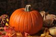 Holiday pumpkin - 69912935