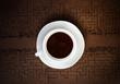canvas print picture - Coffee break