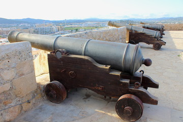 cannon wall