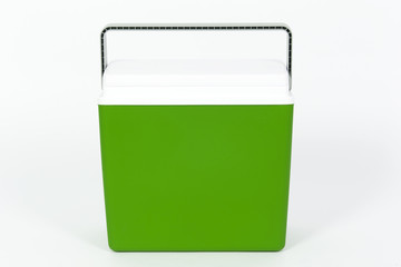 Green cooling box