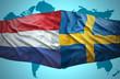 Sweden and Netherlands