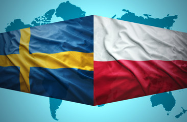 Sweden and Poland