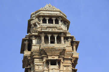 Top Portion of Victory Tower