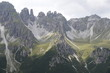 canvas print picture - Kalkkögel, Stubaier Alpen