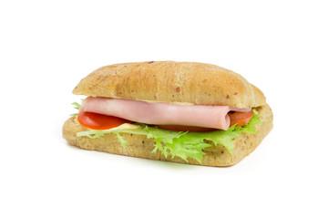 One sandwich