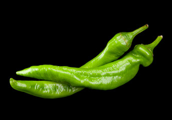 Green chili pepper