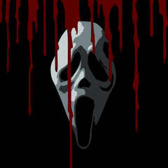 Scream Scary Bloody