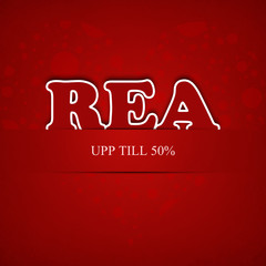 REA skylt
