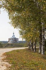 Осень в деревне Урусовская