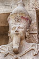 Queen Hatshepsut statue