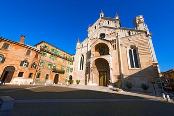 Verona Cathedral - Veneto Italy