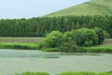 モエレ沼公園 モエレ沼 観光地