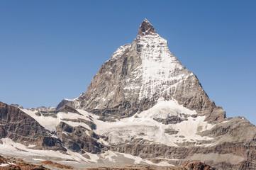 Zermatt, Bergdorf, Schweizer Alpen, Wallis, Bergsteigen