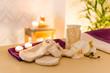 canvas print picture - Massage