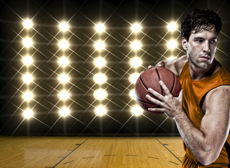 Basketball player