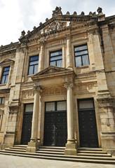 Facultad de Medicina de Santiago de Compostela, Galicia, España