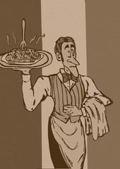 Do you want spaghetti?Vintage