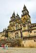 The Cathedral of Santiago de Compostela, Spain