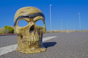 Road Death Concept