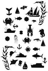 nautica silhouettes
