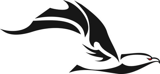 emblem of an eagle